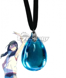 Tenki no Ko Weathering With You Hina Amano Necklace Cosplay Accessory Prop