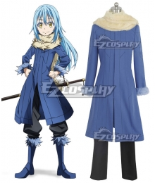 That Time I Got Reincarnated As A Slime Tensei Shitara Suraimu Datta Ken Rimuru Cosplay Costume
