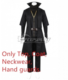 That Time I Got Reincarnated As A Slime Season 2 Tensei Shitara Suraimu Datta Ken Rimuru Tempest Cosplay Costume - Only Top Coat Neckwear Hand guards