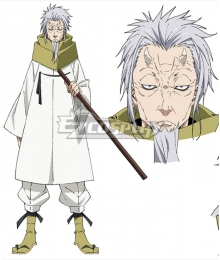 That Time I Got Reincarnated As A Slime Tensei Shitara Suraimu Datta Ken Hakurou Cosplay Costume