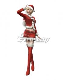The 3rd Birthday Aya Brea Christmas Cosplay Costume