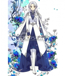 Hack Legend Of The Twilight Mireille Cosplay Costume