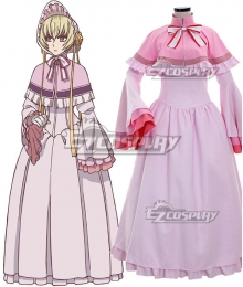 The Ancient Magus' Bride Mahoutsukai no Yome Silkie Cosplay Costume
