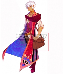 The Arcana Asra Bag Cosplay Accessory Prop