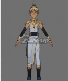 The Dragon Prince Aanya Cosplay Costume