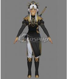 The Dragon Prince Annika Cosplay Costume