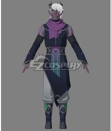 The Dragon Prince Ethari Cosplay Costume