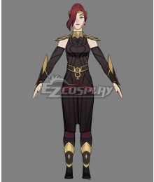 The Dragon Prince Fareeda Cosplay Costume