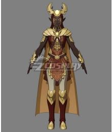 The Dragon Prince Janai Cosplay Costume