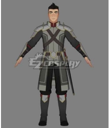 The Dragon Prince Marcos Cosplay Costume
