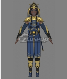 The Dragon Prince Neha Cosplay Costume