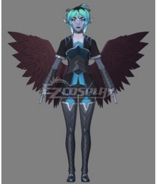 The Dragon Prince Nyx Cosplay Costume