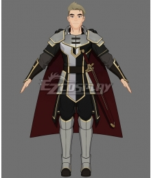 The Dragon Prince Soren Cosplay Costume