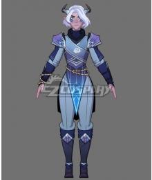 The Dragon Prince Tiadrin Lain Cosplay Costume