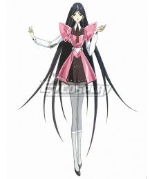The Five Star Stories Fatima Clotho Cosplay Costume
