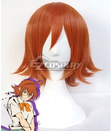 The God of High School Yu Mi-Ra Orange Cosplay Wig