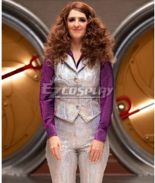 The Good Place Disco Janet Cosplay Costume