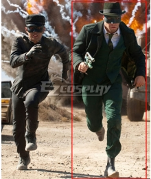The Green Hornet Green Hornet Cosplay Costume