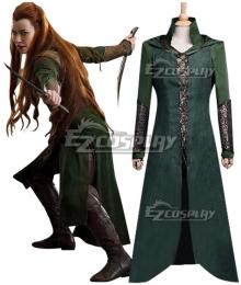 The Hobbit Tauriel Elf Princess Cosplay Costume