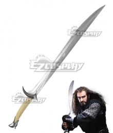 The Hobbit Thorin Oakenshield Sword Cosplay Weapon Prop