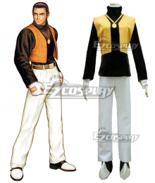 The King Of Fighters 01 KOF Robert Garcia Cosplay Costume