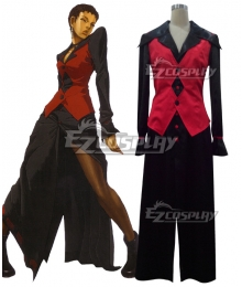 The King Of Fighters 02 KOF Vice Cosplay Costume
