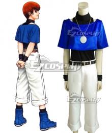 The King of Fighters KOF Ralf Jones Cosplay Costume