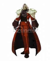 The King Of Fighters KOF Rose Bernstein Cosplay Costume