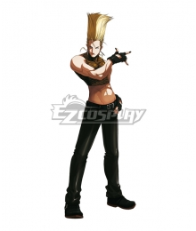 The King Of Fighters 2003 KOF Benimaru Nikaido Cosplay Costume
