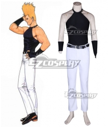 The King Of Fighters 97 KOF Benimaru Nikaido Cosplay Costume
