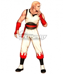 The King Of Fighters 99 KOF Andy Bogard Cosplay Costume