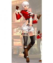 The King Of Fighters All Star Yashiro Nanakase Female Cosplay Costume