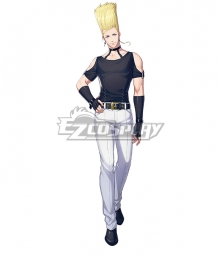 The King of Fighters for Girls Benimaru Nikaido Cosplay Costume