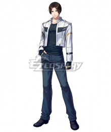 The King of Fighters for Girls Kyo Kusanagi Cosplay Costume