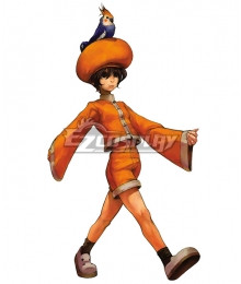 The King Of Fighters KOF Bao Cosplay Costume