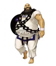 The King Of Fighters KOF Chang Koehan Cosplay Costume