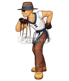 The King Of Fighters KOF Choi Bounge Cosplay Costume
