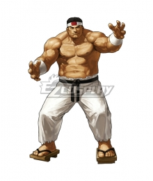The King Of Fighters KOF Goro Daimon Cosplay Costume