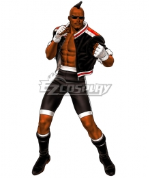 The King Of Fighters KOF Heavy D! Cosplay Costume