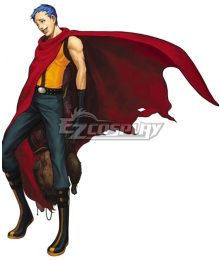 The King Of Fighters KOF K9999 Cosplay Costume