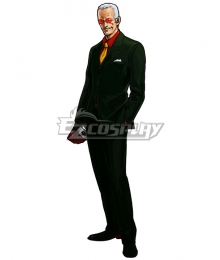 The King Of Fighters KOF Oswald Cosplay Costume