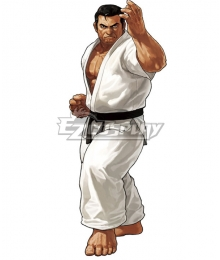 The King Of Fighters KOF Takuma Sakazaki Cosplay Costume