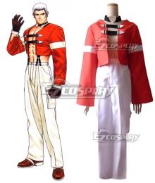The King Of Fighters KOF Yashiro Nanakase Cosplay Costume