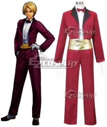 The King of Fighters XI KOF King Cosplay Costume