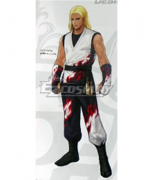The King Of Fighters XIV KOF Andy Bogard Cosplay Costume