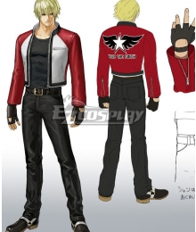 The King Of Fighters XIV KOF Rock Howard Cosplay Costume