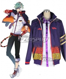 The King Of Fighters XIV KOF Shun'ei Cosplay Costume