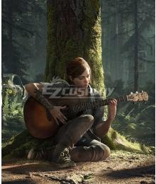 The Last of Us: Part II Ellie Guitar Cosplay Weapon Prop