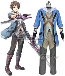 The Legend of Heroes - Hajimari no Kiseki Abel Swin Cosplay Costume