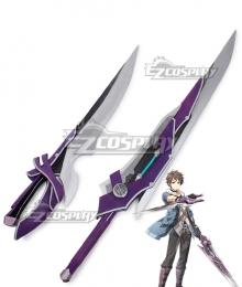The Legend of Heroes - Hajimari no Kiseki Abel Swin Sword Cosplay Weapon Prop